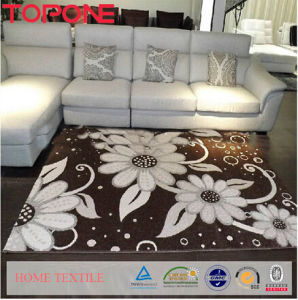 Fashion Modern Design Flower Floor Tufted Carpet (T106) pictures & photos