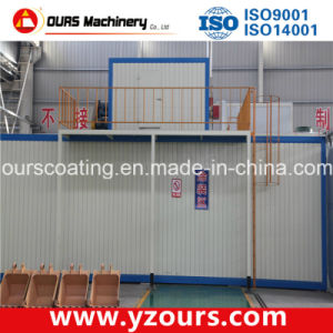 Excellent Paint Drying/Baking/Curing Oven in Painting Line pictures & photos