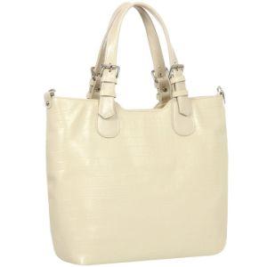 Wholesale Fashion Shoulder Bag Tote Bag Leather Handbags (LDO-160944) pictures & photos
