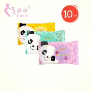 10 PCS Normal Wet Wipes Tissue pictures & photos