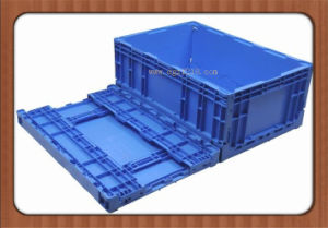 Australia EU Plastic Storage Folding Box with High Quality Manufacturer pictures & photos