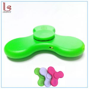 2017 New Bluetooth Speaker LED Tri Fidget Hand Spinner pictures & photos