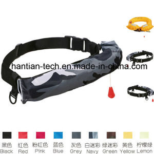 CE Inflatable Belt Life Ring for Life Saving (HT066) pictures & photos