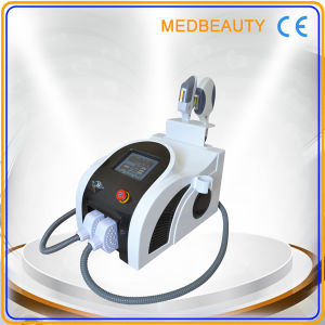 Shr IPL Hair Removal Machine with 12 X30 and 15X50 Spot Size (MB602C) pictures & photos