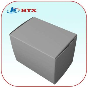 White Color with Coated Paper Small Color Box for Packing
