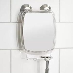 Bathroom Suction Mirror, Bathroom Smart Mirror, Power Lock Suction Mirrow pictures & photos