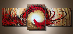Modern Handmade Wall Art on Canvas