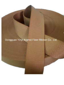 2′′ Brown High Strong Pulling Polyester Safety Webbing pictures & photos