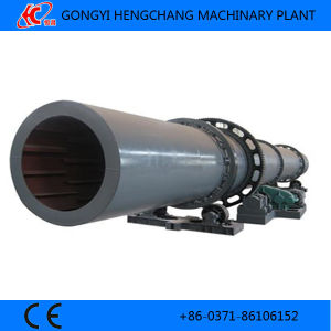 High Efficiency Wood Chips Rotary Dryer with Ce Certificate pictures & photos