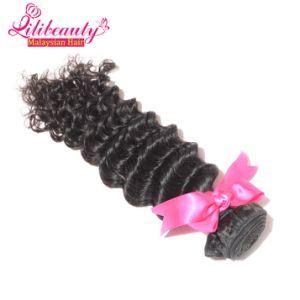 100% Malaysian Remy Human Hair Deep Wave Hair Bundles pictures & photos
