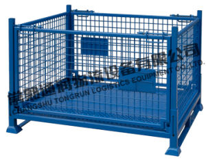 Cargo Storage Wire Mesh Cages (SWK8007) pictures & photos