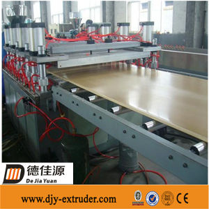 PVC Wide Door Board Panel Extrusion Production Line