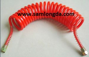 Nylon PA Spiral Coil Hose Tube pictures & photos
