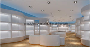 Cosmetic Retail Shop Fixture, Cosmetic Display Shelf pictures & photos