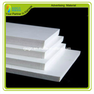 China Factory White PVC Form Board 3mm Thin PVC Foam Sheet Best Price pictures & photos
