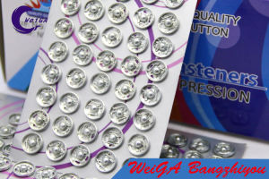 OEM Brand Press Stud Button, Zinc Plating Tin Plating Nickel Plating pictures & photos