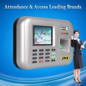 Zks-T3 ISO9001 Employee Payroll Calculation Biometric System