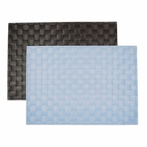 Matte PP Woven Placemat for Tabletop & Flooring pictures & photos