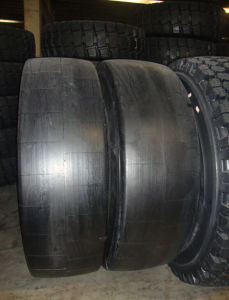 SMS+ Hilo Tyres, 26.5r25 29.5r25, L-5s Tyre for Underground Mine, Radial OTR Tyre pictures & photos