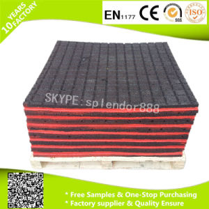 High Quality Factory Produced Sr Playground Rubber Flooring pictures & photos