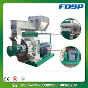 Agro-Waste Rice Husk Straw Pellet Press Machine pictures & photos