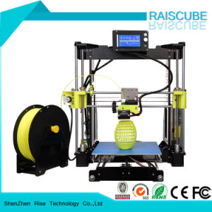 Rise High Accuray Rapid Prototype Desktop DIY 3D Printer Machine pictures & photos