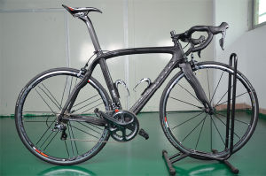 High Speed Carbon Fiber Bicycle pictures & photos