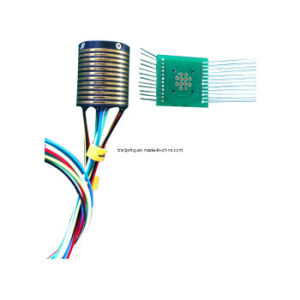 Gold-Contacting 6 Channels Separate Slip Ring Manufacturer pictures & photos