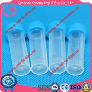Environmental Conical Centrifuge Tube 100ml with Screw Cap pictures & photos
