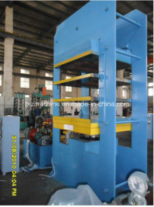 Hydraulic Vulcanization Press pictures & photos