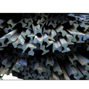 Hot Sale Chinese Train Steel Rail and Rail Clip