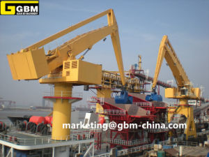 500t/H Equilibrium Port/Jetty/Harbour Crane Balance Crane pictures & photos