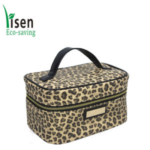 Fashioon Leopard Tote Cosmetic Bag (YSCOSB02-108) pictures & photos