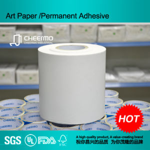 Art Paper Self Adhesive Label Materials