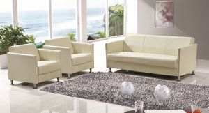 Heavy People Durable Office Furniture Sofa (FOH-1442) pictures & photos