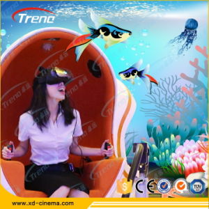 360 Degree Full Viewing 3 Seats 9d Vr Egg Interactive Cinema on Sale pictures & photos