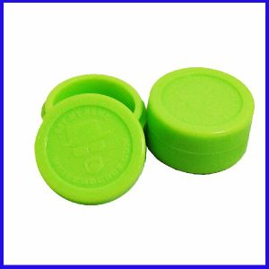 FDA Approved 5ml Butane Oil Silicone Container pictures & photos