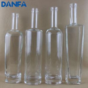 Super Premium Glass Spirits Bottles