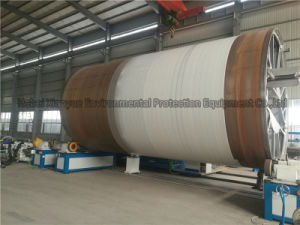 Plastic Winding Pipe Production Equipment pictures & photos