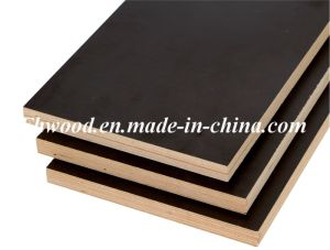 High Glossy Filmfaced Plywood for Construction pictures & photos
