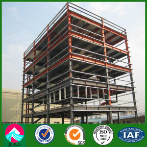 Multi-Storey Steel Frame Building Construction (XGZ-SSB079) pictures & photos