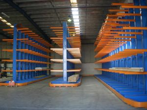 Competitive Price- Adjustable Outdoor Cantilever Racking pictures & photos