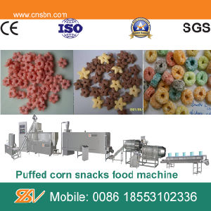 Snacks Making Machine in Bangkok pictures & photos