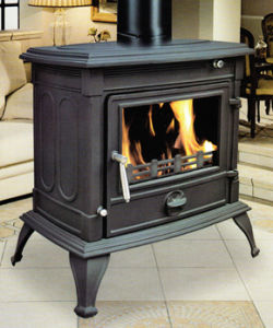 Double Door Cast Iron Stove (FIPA016) , Wood Burning Stove pictures & photos