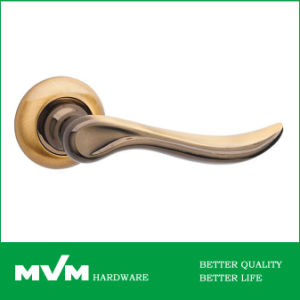 OEM Zinc Alloy Door Handle for Interior Door Supplier (Z1295E9) pictures & photos
