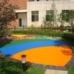EPDM Rubber Granules for Backyard (VN-02) pictures & photos