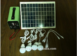 10W-200W Solar Lighting System, Solar Home System Solar Portable System pictures & photos