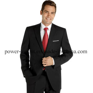 2 Button Classic Mens Formal Business/Wedding Event Suits 2014 (LJ-1222) pictures & photos