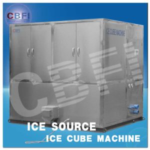 Cbfi Edible Ice Cube Machine for Resturant, Hotel, Bars pictures & photos
