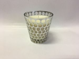 Nice Design Portable Natural Scented Soy Wax Candle in Glass Jar pictures & photos